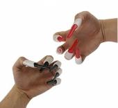карнавални нокти и рога