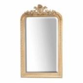 """Голямо огледало \""""VILLENEUVE \"""" дъб"""