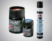 Marabu GlasART Боя за стъкло