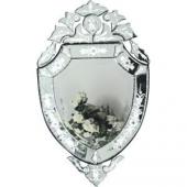 Венецианско огледало с арка – малко