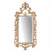 """Резбовано огледало \""""VILLENEUVE \"""" дъб"""
