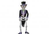 Картонен скелет