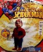 костюм спайдърмен