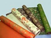 Plastiflora Хартия за опаковане цветна различен декор ширина 50 см