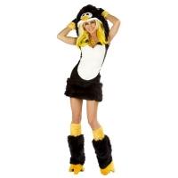Костюм секси пингвин